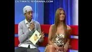 Rihanna - 106 Amp Park Interview