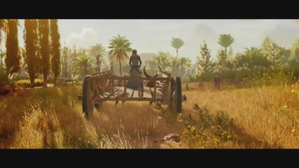 Assassins Creed Origins - Mysteries of Egypt Trailer
