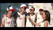 Интервю с Отбора на VMWare след Благотворителния Турнир по Плажен Волейбол