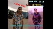 New Cobra & Dj Feisa 2013 Mesiom O Cobras Hit 2013