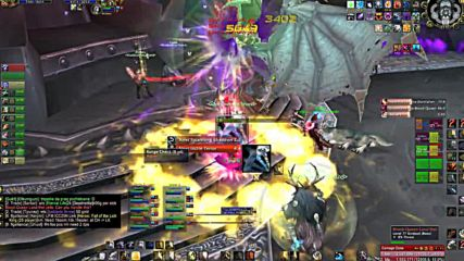 Shadowfrost Shard vs Bql - Icc 10n - server: Gamer District
