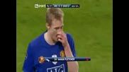 Arsenal [1] Vs. [3] Manchester United - Champions League semi - final. 05 05 09