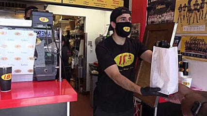 USA: San Fran restaurants change plans as California re-enters lockdown