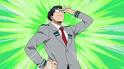 Boku no Hero Academia BG sub