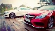 Немското великолепие - Mercedes- Benz: 2014 E-class