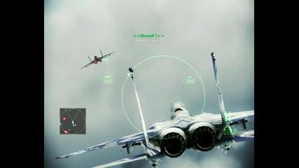 Ace Combat Assault Horizon - My Gameplay #2