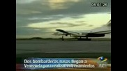2 Руски Ту - 160 Кацат в Венецуела
