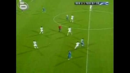 Levski 1 - 3 Chelsea Fc Atakata Za Gool