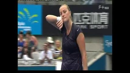Пиронкова на финал в Сидни след победа над Квитова