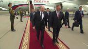 Belarus: 'I don't sleep much', Putin tells Lukashenko on Minsk trip