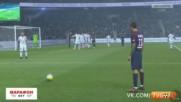 PSG vs Nice Brilianti GOAL na Cavani