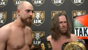 Zack Gibson & James Drake silence the doubters after making history: WWE.com Exclusive, Jan. 12, 2019