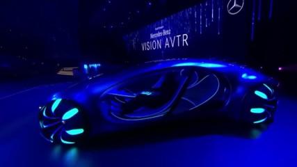 Mercedes A V T R _ Той се движи...
