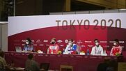 Japan: 'I came to take Olympic gold' - ROC's Khramtsov on his 80kg taekwondo gold medal