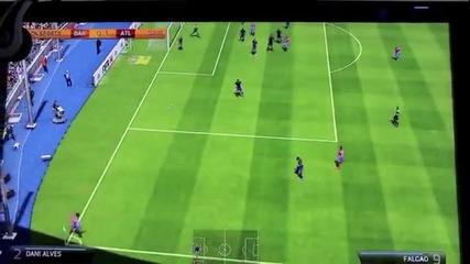 Fifa 14 E3 gameplay ! Първият геймплей на Fifa 14