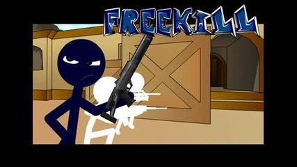 Counter Strike - Анимация