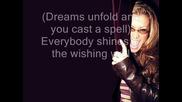 Anastacia - Wishing well (lyrics)