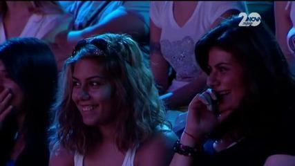 Мария, Боян и Теодора - X Factor (18.09.2014)