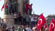 Turkey: Military vehicles cleared from Taksim following coup attempt
