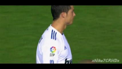 Cristiano Ronaldo vs fc Barcelona