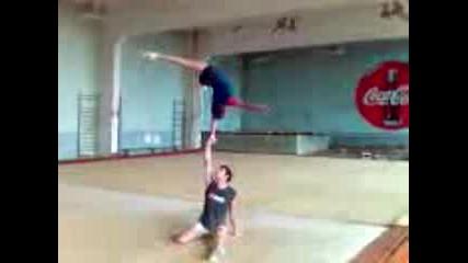 Тренировка На Двойка Мъже - 2006г.