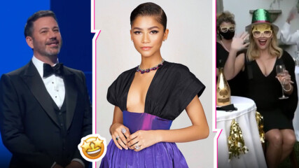 """Раздадоха най-странните награди Еми в историята! Три пъти """"ура"""" за големия победител - Зендая!"""