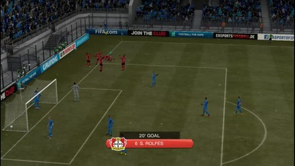 Fifa 13 - Career Manager Bayer 04 S1 Ep4-5