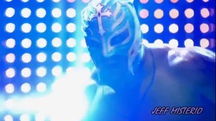 * N E W * Rey Mysterio Titantron 2012 - Booyaka 619 - Full H D