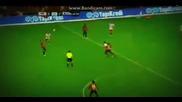 Дидие Дрогба вкарва прекрасен гол за Галасатарай