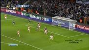 Андерлехт 1:2 Арсенал 22.10.2014