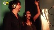 Malu & Paco Leon Viviendo Deprisa / Making Of X1fin Juntos Por Mali