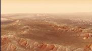 Виртуален полет над Марс