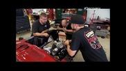 Бързи и шумни (fast 'n loud) - Shelby Cobra Mustang 350 част 3