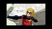 Могъщата героиня Мис Марвел от анимацията Отмъстителите: Най-могъщите герои на Земята (2010/11/12)
