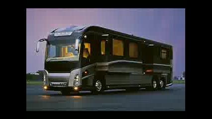 Най - Луксозния Автобус