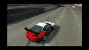 Damex's Supra drift