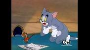 Tom & Jerry - Heavenly Puss