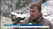 Бедствие в Смолянско, доставят храна на откъснати от света селища