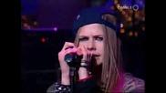 Avril Lavigne - Sk8er Boi Live