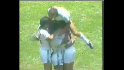 25 години от знаменит гол в мрежата на Боби Михайлов