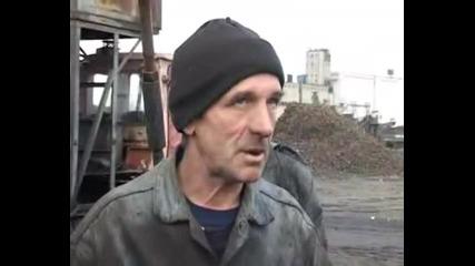 Пиян руски миньор - смях