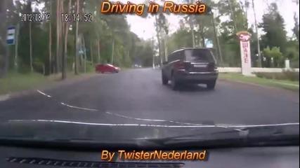 Голяма компилация с руски катастрофи