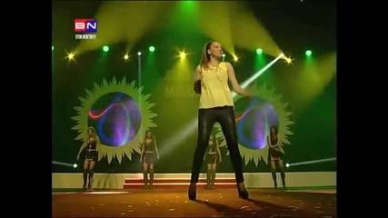 Ivana Selakov - Probijam led & Grad - LIVE - Zlatni melos - (BN TV, 30.10.2013.)