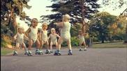 Бебета танцуват. Пълна лудница. Господари на ефира и на интернета. Ролкови кънки и Хип - Хоп. Върха