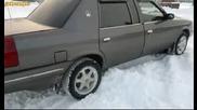 Москвич Иван Калита 4x4 в снега