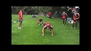 R80 Rugby Coaching : Scrum drills with the Crusaders
