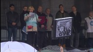 Hungary: Teachers march against educational reforms in Budapest