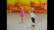 Много талантливи са тези малки деца - Украйна търси талант