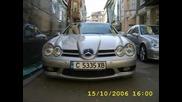 Mercedes Sl 65 Amg По Улиците На София