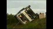 Тестване на камион Volvo